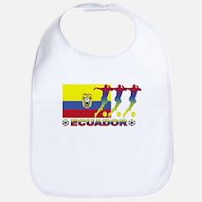 Ecuador soccer Bib