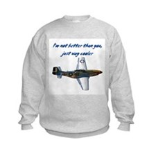 Way Cooler, Mustang Sweatshirt