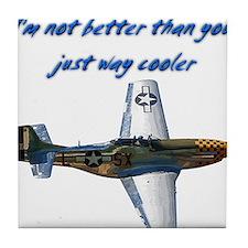 Way Cooler, Mustang Tile Coaster