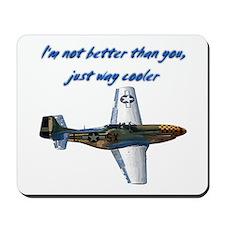 Way Cooler, Mustang Mousepad