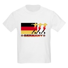 Germany soccer Kids T-Shirt