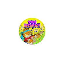 Garfield teacher Mini Button (10 pack)