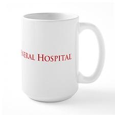 GH Red Logo Large Mug