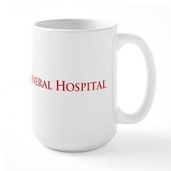 GH Red Logo Mug