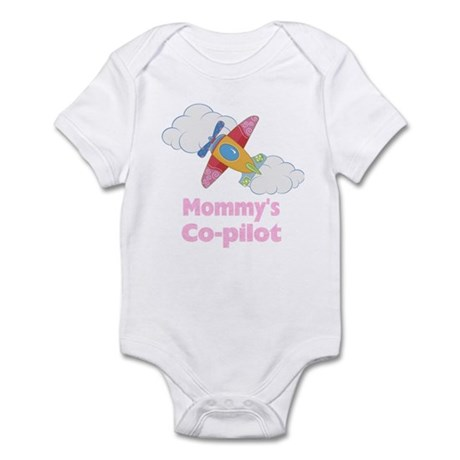 Mommy's Co-pilot Infant Bodysuit