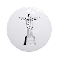 Christ The Redeemer Ornament (Round)