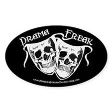 Drama Freak Decal