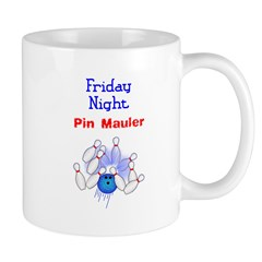 Friday Night Pin Mauler Mug