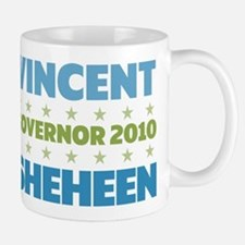 Sheheen Governor 2010 Small Small Mug
