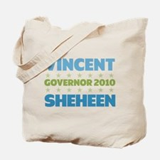 Sheheen Governor 2010 Tote Bag
