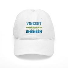 Sheheen Governor 2010 Baseball Baseball Cap