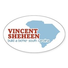 Sheheen Better Carolina Decal
