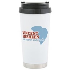 Sheheen Better Carolina Thermos Mug