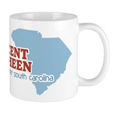 Sheheen Better Carolina Small Mug