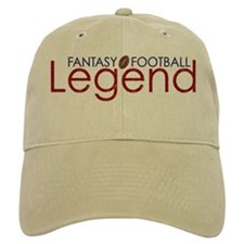 Fantasy Football Legend Baseball Cap
