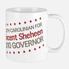 S Carolinian for Sheheen Small Small Mug
