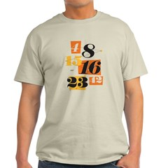 The Numbers T-Shirt