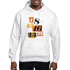 The Numbers Hooded Sweatshirt