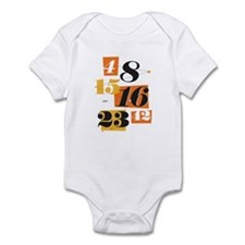 The Numbers Infant Bodysuit