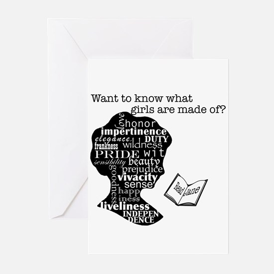 Read Jane Austen Greeting Cards (Pk of 20)