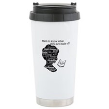 Read Jane Austen Thermos Mug