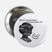 "Read Jane Austen 2.25"" Button"