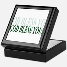 GOD Bless You Keepsake Box