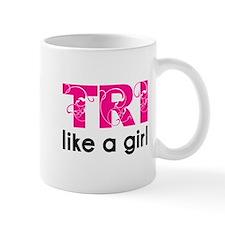 Tri like a girl Mug