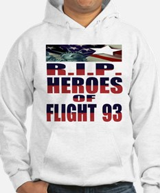 R.I.P. HEROES OF FLIGHT 93 Hoodie