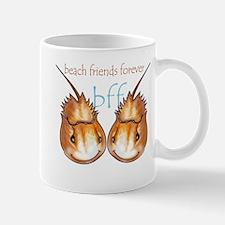 beach friends forever Mug