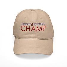 New Fantasy Football Champ Baseball Cap