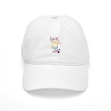 Love is Love (Gay Marriage) Baseball Cap
