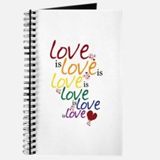 Love is Love (Gay Marriage) Journal