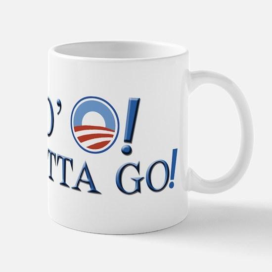 No Mo' Obama Mug