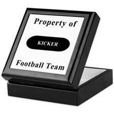 Kicker Keepsake Box