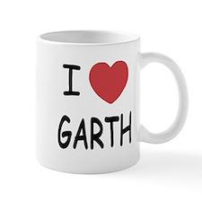 I heart Garth Mug