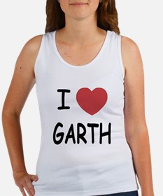 I heart Garth Women's Tank Top