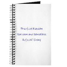 Sarcasm & Irony Journal