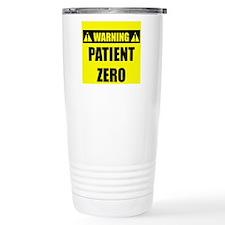 WARNING: Patient Zero Travel Mug