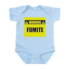 WARNING: Fomite Infant Bodysuit