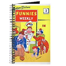 $9.99 Motion Picture Funnies Weekly 2 SketchBook