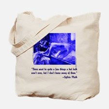 Bath Cure Tote Bag