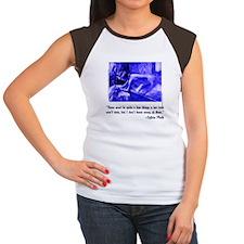 Bath Cure Women's Cap Sleeve T-Shirt