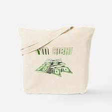 Cute Spend Tote Bag