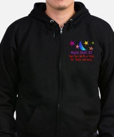 Respiratory Therapy 8 Zip Hoodie