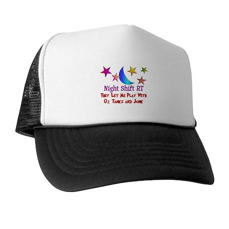 Respiratory Therapy 8 Trucker Hat