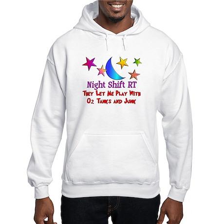 Respiratory Therapy 8 Hooded Sweatshirt