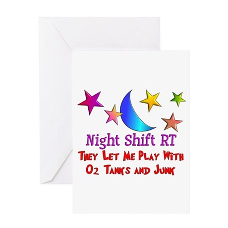 Respiratory Therapy 8 Greeting Card