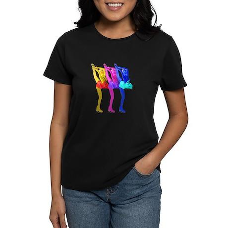 Skater Gurlz Women's Dark T-Shirt