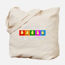 Respiratory Therapy 8 Tote Bag
